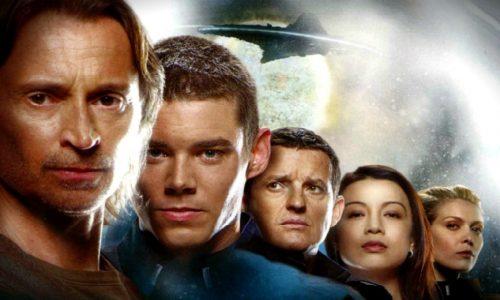 Air, L'unico romanzo di Stargate Universe