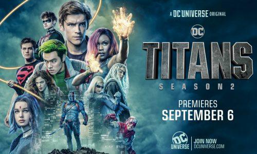 Titans: Qualche anticipazione sui nuovi episodi!