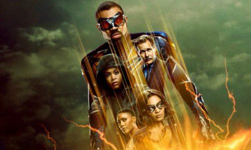 Nuove storie per il super-eroe Black Lightning