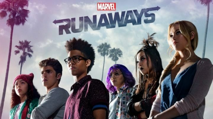Runaways, Qui il soundtrack della serie Marvel