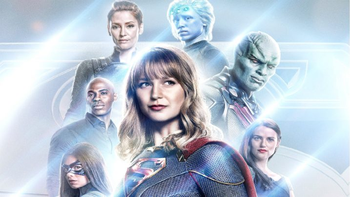 Stagione all'insegna dell'action per Supergirl