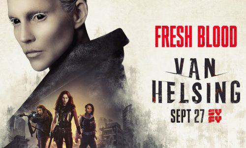 Van Helsing: Torna lo show horror di SyFy!