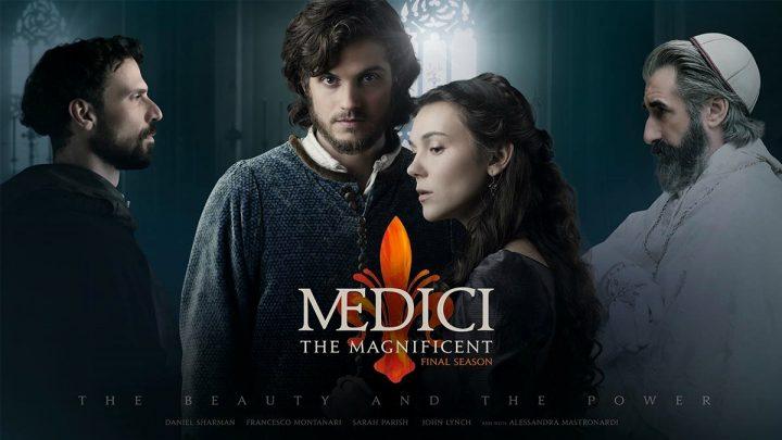Arriva su Rai 1 la stagione finale de I Medici
