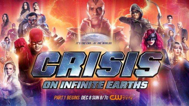 Crisi Sulle Terre Infinite, Evento DC dell'anno!