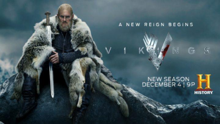 Arriva la stagione conclusiva di Vikings