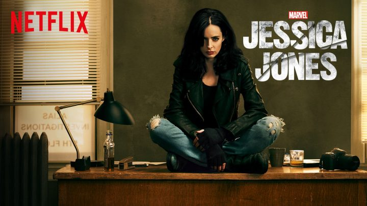 Tutte le colonne sonore di Jessica Jones...