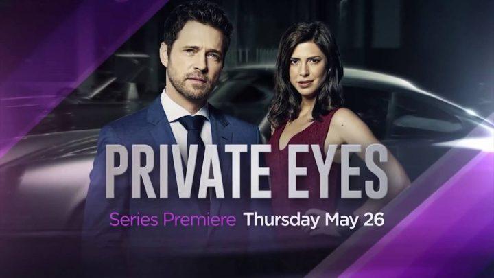 Dal libro alla televisione con Private Eyes!