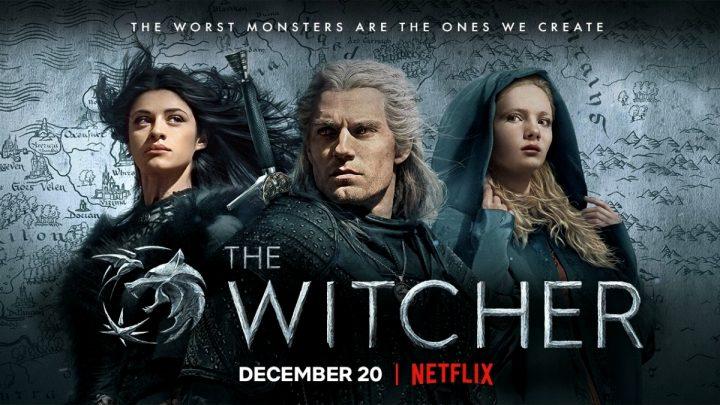 Il fantasy torna in TV con The Witcher!