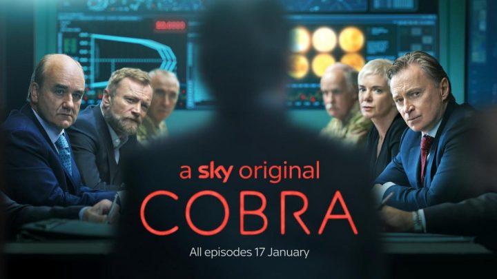 Su Sky arriva il political drama Cobra!