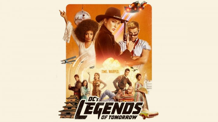 ...Legends Of Tomorrow ritorna in TV