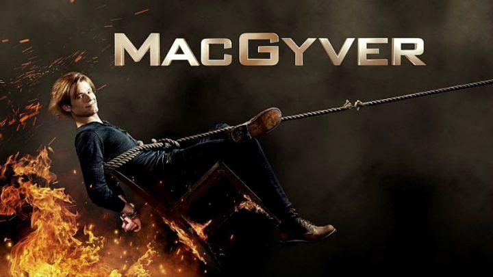 MacGyver torna infine con i nuovi episodi!