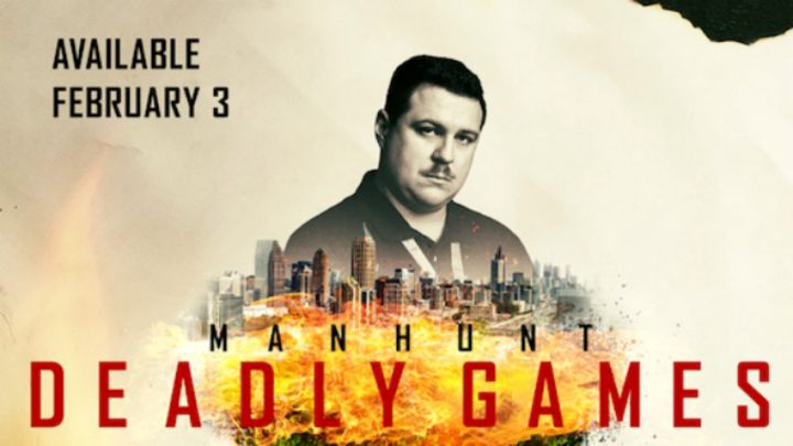 Resuscita lo show Manhunt con Deadly Games