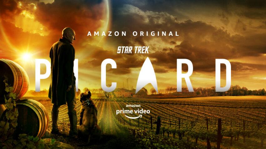CBS e Amazon accolgono Star Trek: Picard