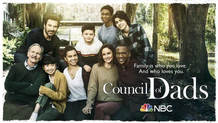 In TV l'adattamento del libro Council Of Dads