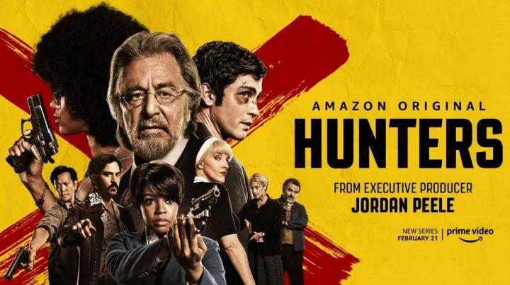 Arriva Hunters, con Al Pacino e Logan Lerman