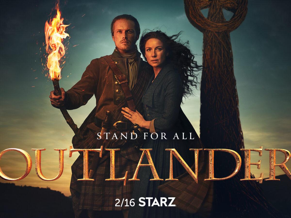 Disponibile la nuova OST di Outlander