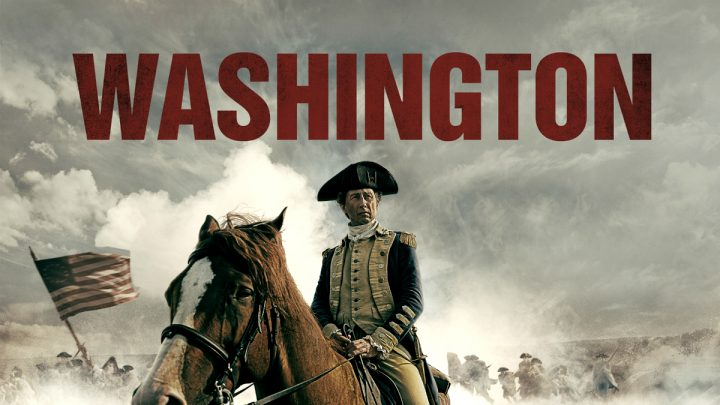 Una biografia TV per George Washington!