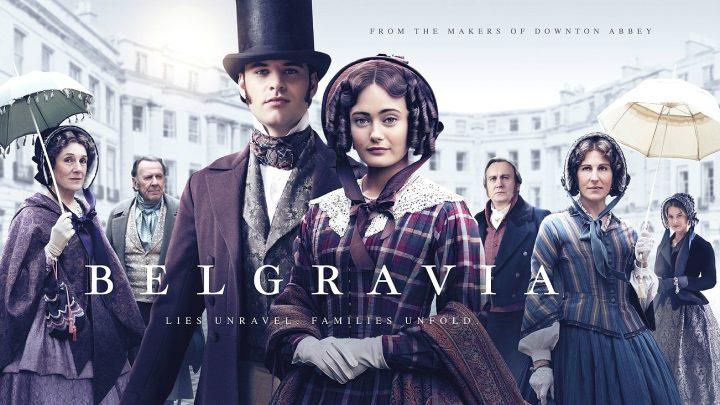 L'adattamento TV di Belgravia su Epix e ITV
