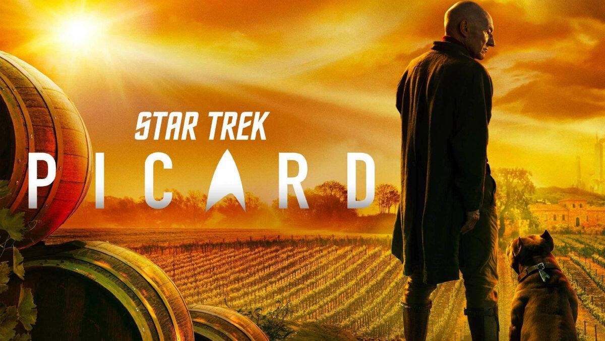 …Primo soundtrack per Star Trek: Picard