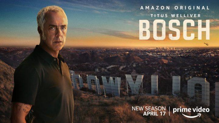 Su Amazon si avvicina alla fine il crime Bosch