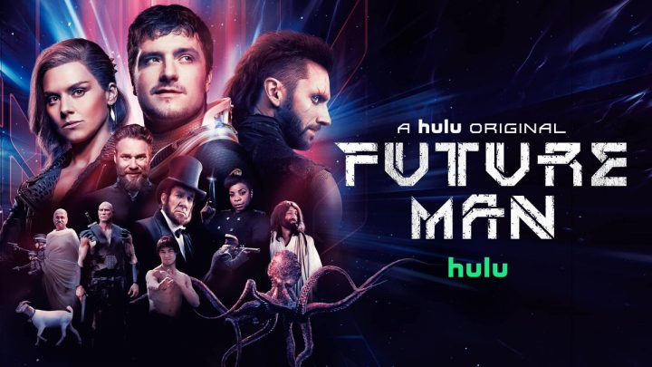 La stagione finale di Future Man su Hulu