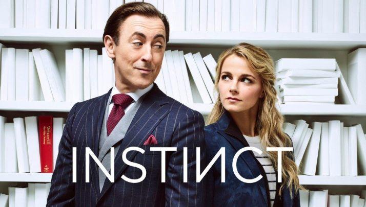 Instinct, Dal libro di James Patterson alla TV