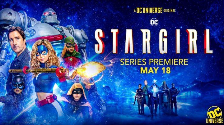 Da Geoff Johns e DC Universe arriva Stargirl!