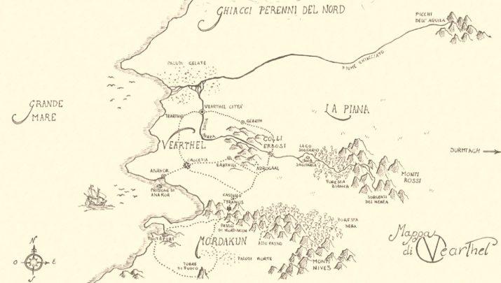 Vearthel: Il punto sulla tetralogia fantasy