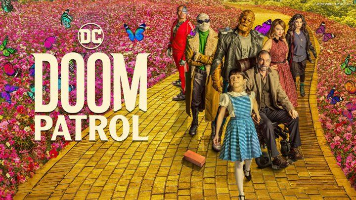 Pronti ai nuovi episodi di Doom Patrol?