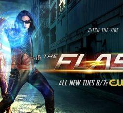 ...Flash e la webserie Chronicles Of Cisco