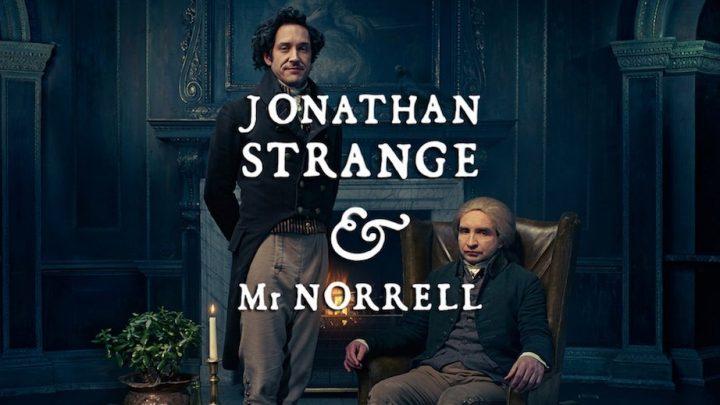Jonathan Strange e il Signor Norrell su BBC