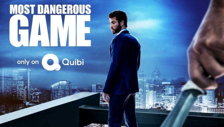 Most Dangerous Game, Un action per Quibi