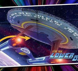 Star Trek si dà all'animazione con Lower Decks