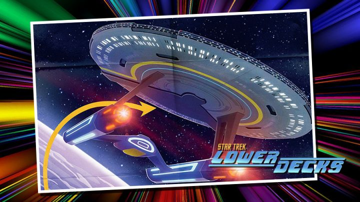 Star Trek si dà all'animazione con Lower Decks