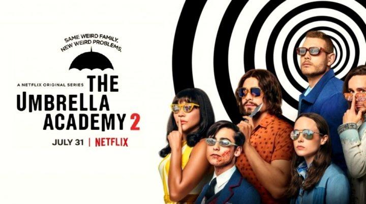 Nuovo capitolo per The Umbrella Academy!