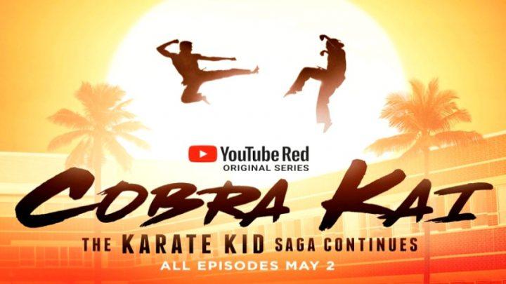 ...Cobra Kai arriva in Italia su Netflix