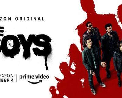 Nuovi episodi per la dissacrante The Boys!