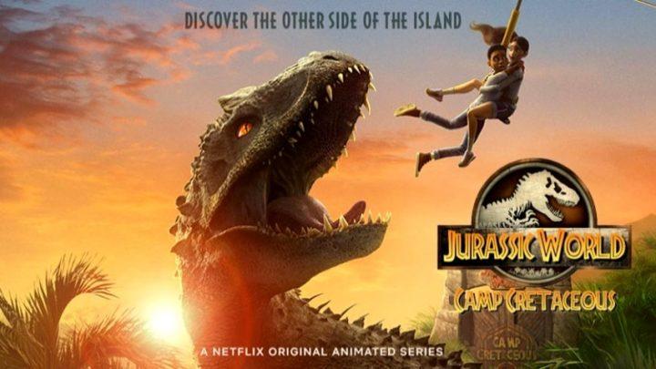 Jurassic World in TV con Camp Cretaceous