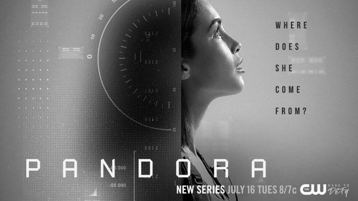 Torna il fantascientifico Pandora di The CW