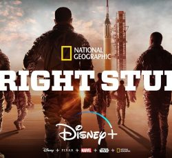 Su Disney+ The Right Stuff: Uomini Veri