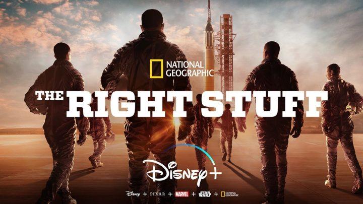 Su Disney+ The Right Stuff: Uomini Veri