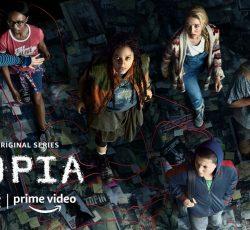 Su Amazon arriva l'atteso thriller Utopia!