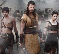 Romulus, La serie sulle origini di Roma