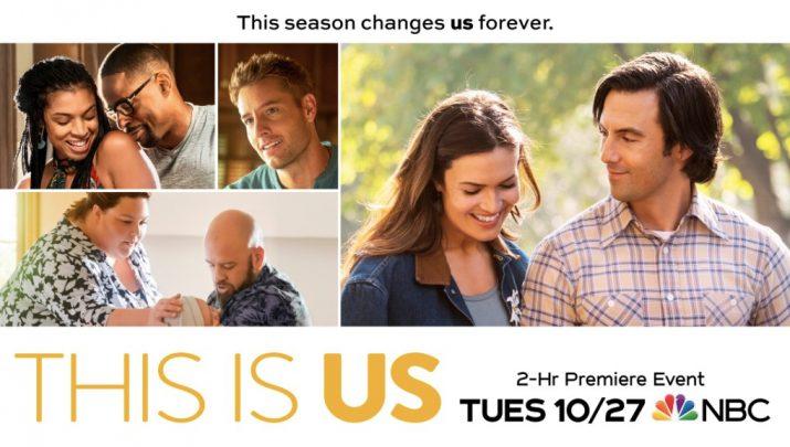 Arrivano infine i nuovi episodi di This Is Us