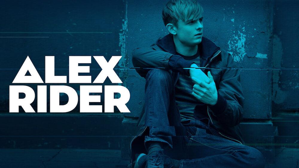 Il promettente spy thriller di Alex Rider…