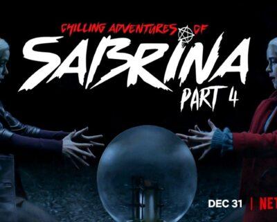 Finisce Le Terrificanti Avventure di Sabrina…