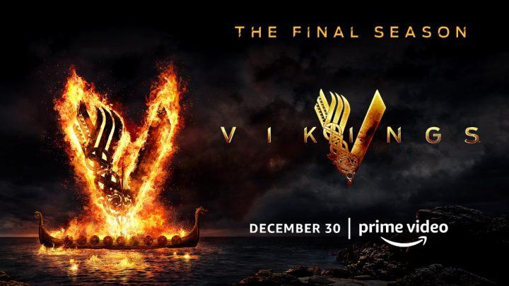 In contemporanea gli ultimi episodi di Vikings