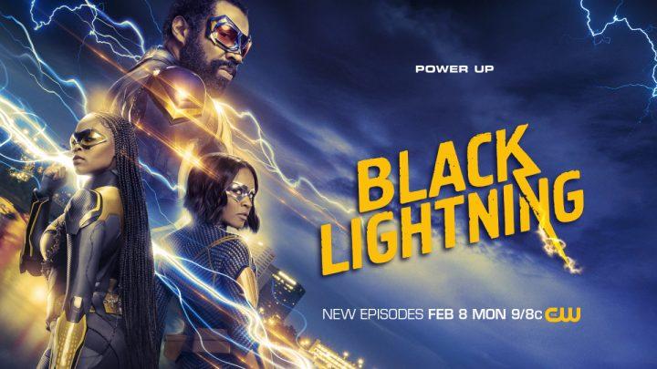 La stagione finale di Black Lightning su The CW