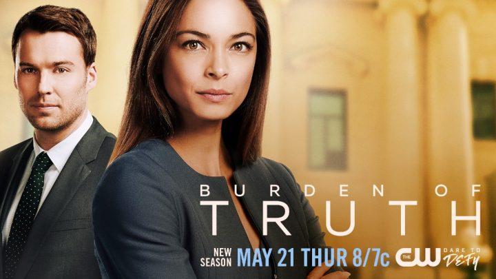 Burden Of Truth prosegue il suo corso su CBC