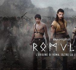La serie TV Romulus si espande in libreria...